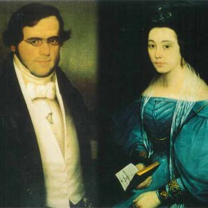 1837 – Marriage