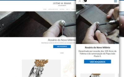 Fátima Jewels. The new online store.